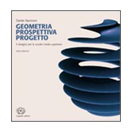 9788837910440 Geometria prospettiva progetto