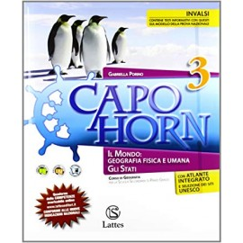 Capo Horn 3. Con Invalsi + Atlante