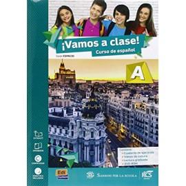 Vamos a clase! A. Con Lectura + DVD