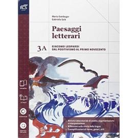 Paesaggi letterari 3A + 3B + quaderno
