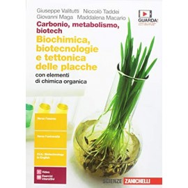 Carbonio, metabolismo, biotech. Biochimica, biotecnologie