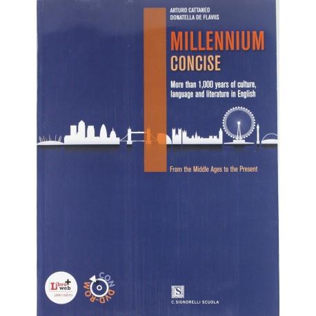 9788843415090 Millennium concise