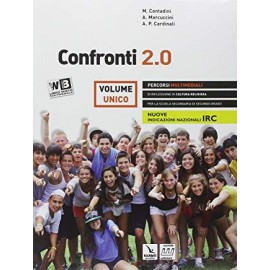 Confronti 2.0. Volume unico con libro digitale online