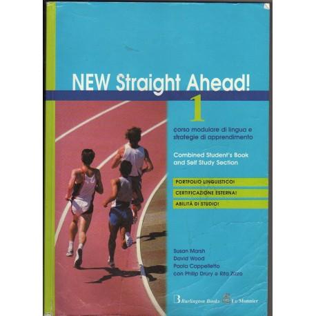 9789963468188 New straight ahead 1