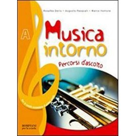 Musica intorno A + B + C + quaderno