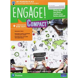 Engage! Compact + Map yor language + Words for work + Libro Attivo