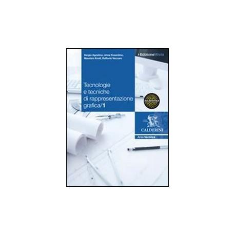 9788852804656 Tecnologie e tecniche di rapp. Grafica 1