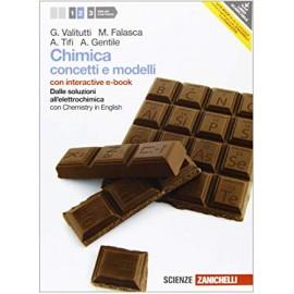 Chimica. Concetti e modelli. Con Chemistry in english. Con espansione online: 2
