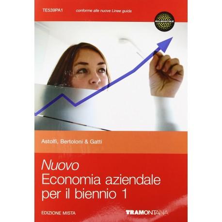 9788823329324 Nuovo Econima Aziendale per il biennio 1