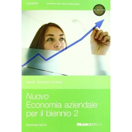 9788823329270 Nuovo Economia Aziendale per il biennio 2