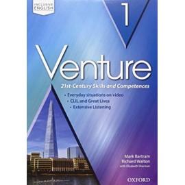 Venture 1 Premium. SB + WB + eBook scaricabile