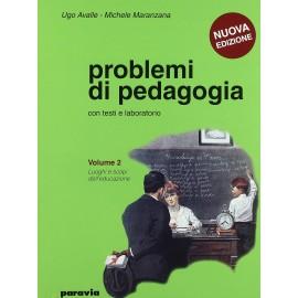 Problemi di pedagogia 2