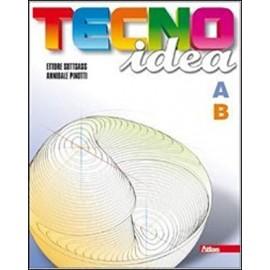 Tecnoidea A + B + Schede disegno + Progettare con il computer