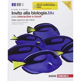 Invito alla biologia.blu. Dagli organismi alle cellule. Digitale multimediale