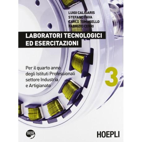 9788820356149 Laboratori tecnologici ed esercitazioni 3