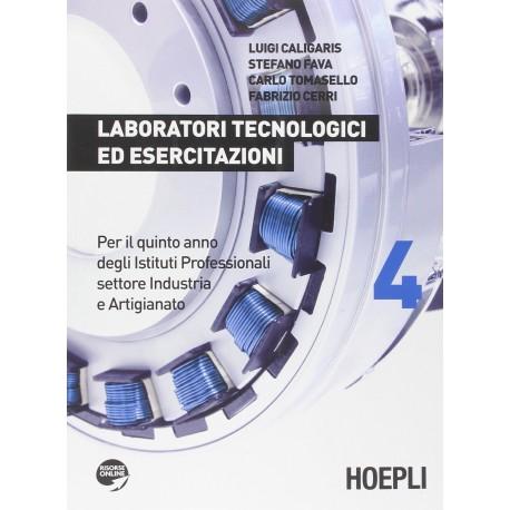 9788820360894 Laboratori tecnologici ed esercitazioni 4