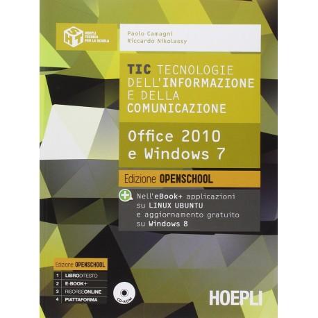 9788820358624 TIC Office 2010 Win 7