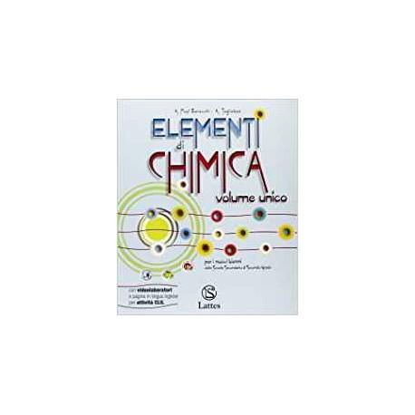 9788880426042 Elementi di chimica
