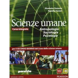 Antropologia, sociologia, psicologia