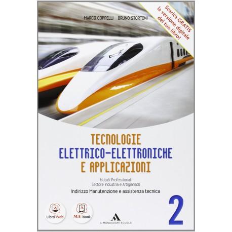 9788824738736 Tecnologie elettrico-elettroniche e applicazioni 2