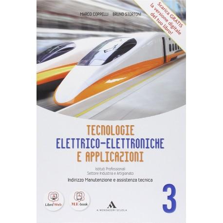 9788824738743  Tecnologie elettrico-elettroniche e applicazioni 3