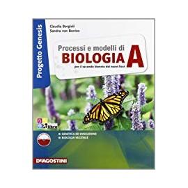 Processi e modelli di Biologia A. Progetto Genesis