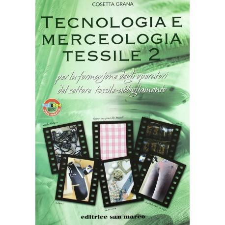 9788886285063  Tecnologia e merceologia tessile 2