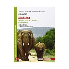 Biologia. Cellula, corpo umano, evoluzione. Multimediale. Seconda edizione
