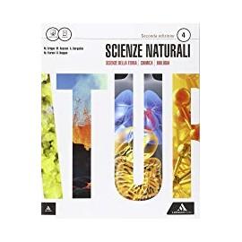 Scienze naturali 4. Seconda edizione