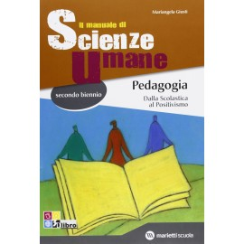 Il manuale di scienze umane. Pedagogia