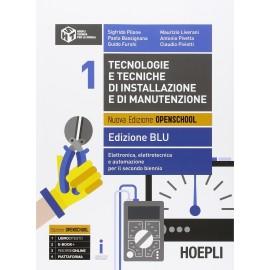 Tecnologie e tecniche di installazione e manutenzione 1 NE