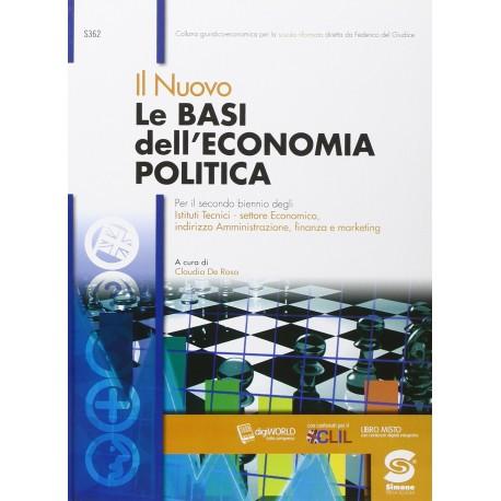 9788891404596 Il Nuovo le basi economia politica