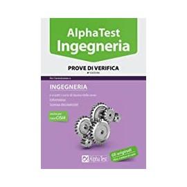 AlphaTest Ingegneria. Prove di verifica. Edizione 6