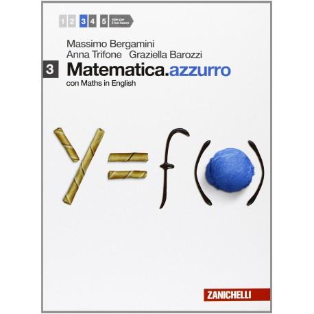 9788808313966 Matematica.azzurro 3