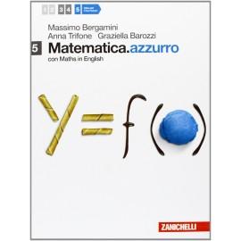 9788808115232 Matematica.azzurro 5