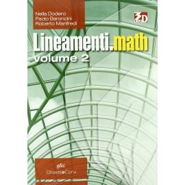 Lineamenti.Math 2
