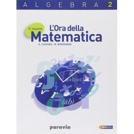 Il nuovo l'ora della matematica 2