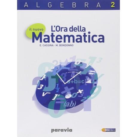 9788839533463 Il nuovo l'ora della matematica 2