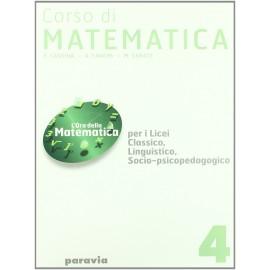 Corso di matematica 4
