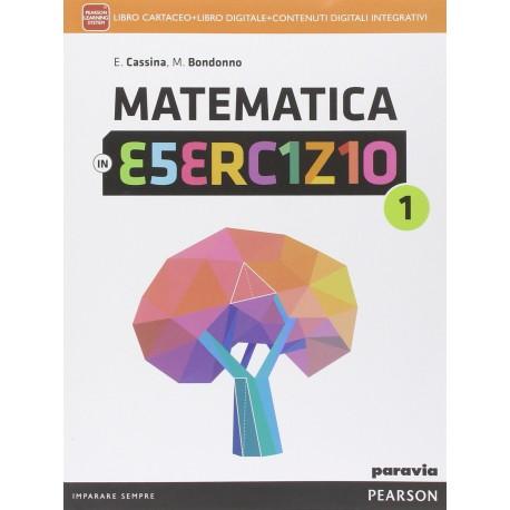 9788839520494 Matematica in esercizio 1