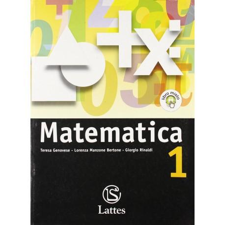 9788880424116 Matematica 1