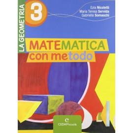 Matematica con metodo, Geometria 3