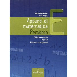 Appunti di  matematica E