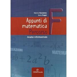 Appunti di matematica F