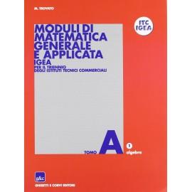 Moduli di matematica generale ed applicata A