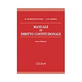 Manuale di diritto costituzionale. Terza edizione