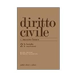 Diritto civile 2. Quarta edizione rilegata
