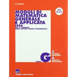 Moduli di matematica generale ed applicata G