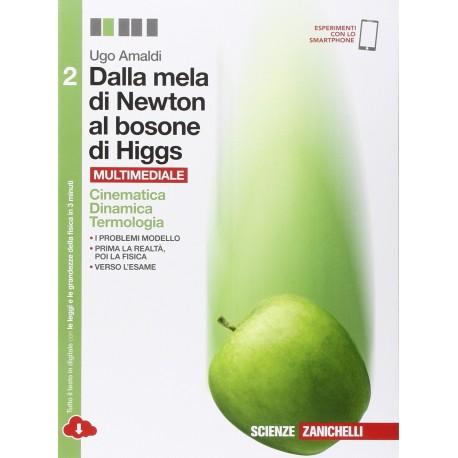 9788808236364 Dalla mela di newton al bosone di Higgs 2