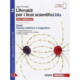 L'amaldi per i licei scientifici blu 2